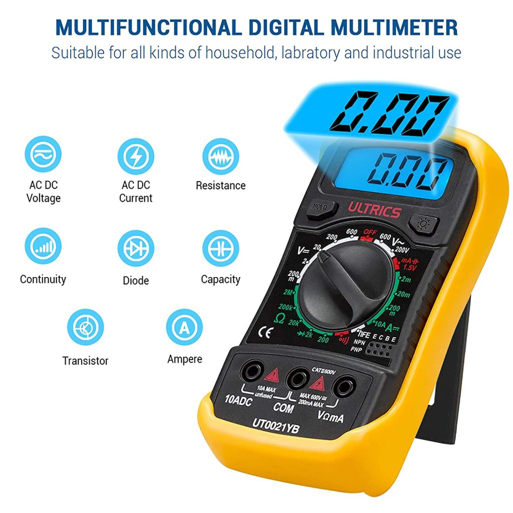 how to use multimeter leisure battery voltmeter meter tester multimeter multimeter how to use multimeter screwfix multimeter tester multimeter testing